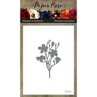Paper Rose - Dies - Wildflower 1