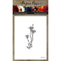 Paper Rose - Dies - Wildflower 3