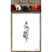 Paper Rose - Dies - Wildflower 4