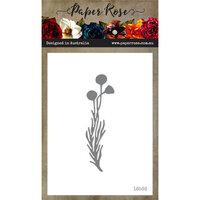 Paper Rose - Dies - Wildflower 5