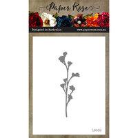 Paper Rose - Dies - Wildflower 6