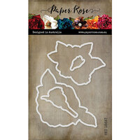 Paper Rose - Dies - Sketchy Roses