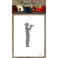 Paper Rose - Dies - Soldier with Bugle