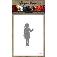 Paper Rose - Dies - Girl Silhouette