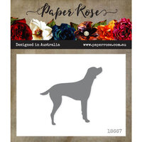 Paper Rose - Dies - Hunting Dog