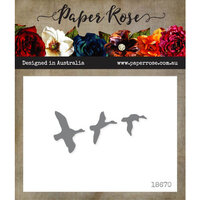 Paper Rose - Dies - Flying Ducks