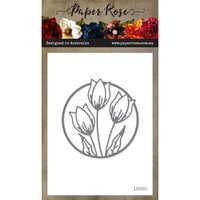 Paper Rose - Dies - Tulip Circle