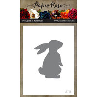 Paper Rose - Dies - Rabbit 1