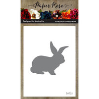 Paper Rose - Dies - Rabbit 2
