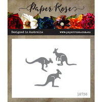 Paper Rose - Dies - Kangaroo Trio - Small