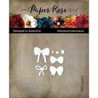 Paper Rose - Dies - Tiny Bows