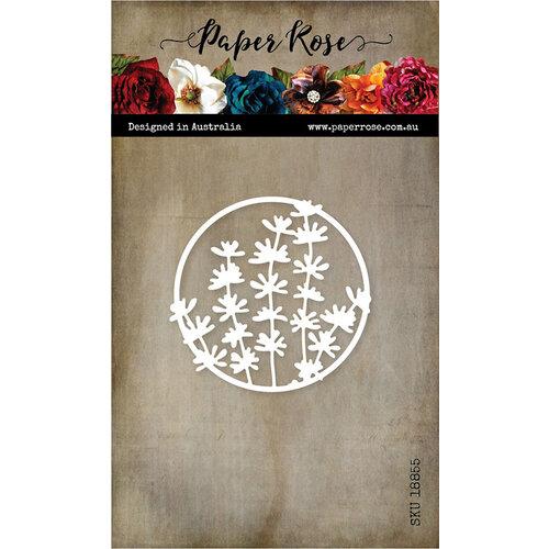 Paper Rose - Dies - Little Foliage Circle