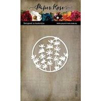 Paper Rose - Dies - Little Foliage Circle