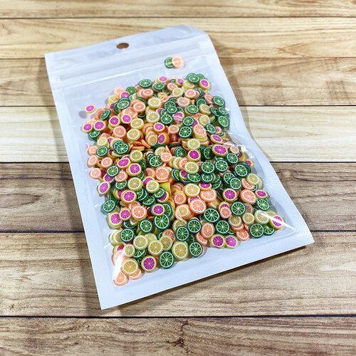 Paper Rose - Shaker Elements - Citrus Slices Mix