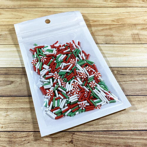 Paper Rose - Shaker Elements - Festive Candy Mix