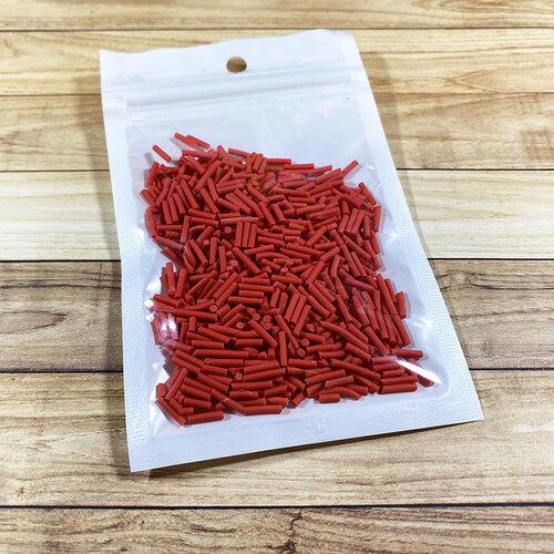 Paper Rose - Shaker Elements - Red Sprinkles