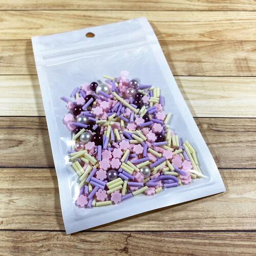 Paper Rose - Shaker Elements - Pastel Fairy Mix