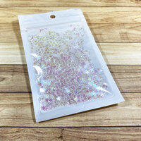 Paper Rose - Shaker Elements - Iridescent Stars Mix