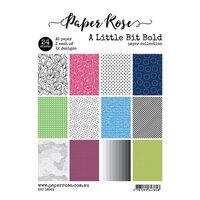 Paper Rose - A5 Paper Pack - A Little Bit Bold