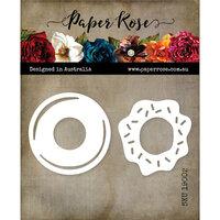 Paper Rose - Dies - Donut