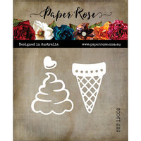 Paper Rose - Dies - Ice Cream