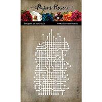Paper Rose - Dies - Circuit Texture