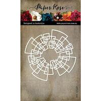 Paper Rose - Dies - Hud Outlines