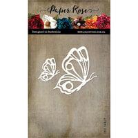 Paper Rose - Dies - Amaya Butterflies