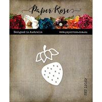 Paper Rose - Dies - Little Strawberry