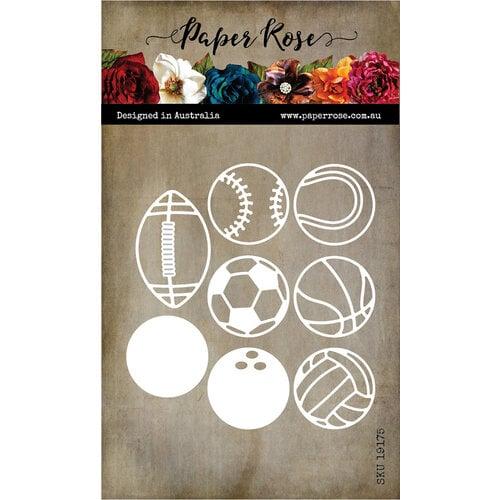 Paper Rose - Dies - Ball Sports
