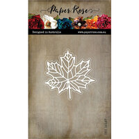 Paper Rose - Dies - Maple Leaf Outlines