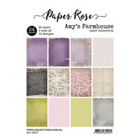 Paper Rose - A5 Paper Pack - Amy's Farmhouse