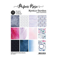Paper Rose - A5 Paper Pack - Mystic Garden