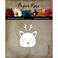 Paper Rose - Dies - Little Fox Reindeer