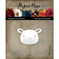 Paper Rose - Dies - Little Cow