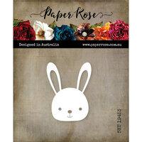 Paper Rose - Dies - Little Bunny