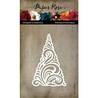 Paper Rose - Dies - Christmas Flourish Tree