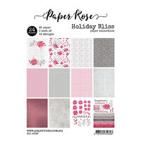 Paper Rose - A5 Paper Pack - Holiday Bliss