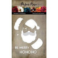 Paper Rose - Dies - Santa Builder