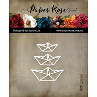 Paper Rose - Dies - Paper Boats