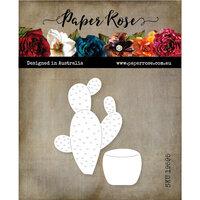 Paper Rose - Dies - Cactus