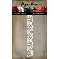Paper Rose - Dies - Lace Border