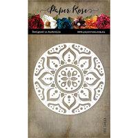 Paper Rose - Dies - Mandala Circle