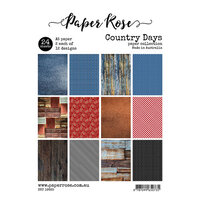 Paper Rose - A5 Paper Pack - Country Days