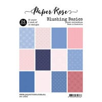 Paper Rose - A5 Paper Pack - Blushing Basics