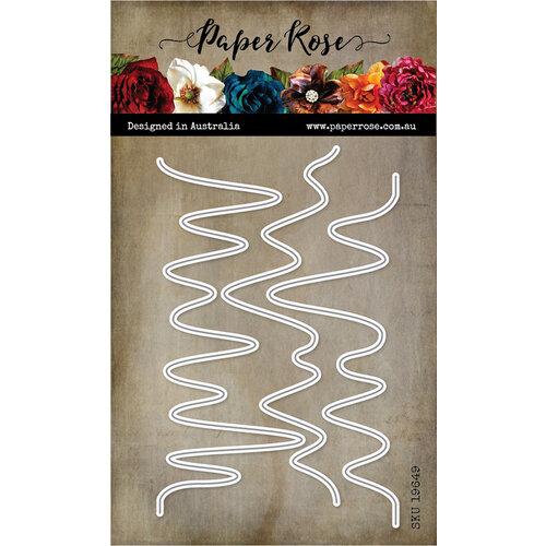Paper Rose - Dies - Sound Wave Borders