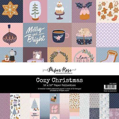 Paper Rose Cozy Christmas