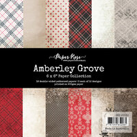 Paper Rose - 6 x 6 Collection Pack - Amberley Grove