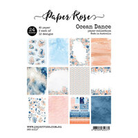Paper Rose - A5 Paper Pack - Ocean Dance