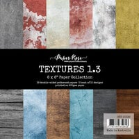 Paper Rose - 6 x6 Collection Pack - Textures 1.3